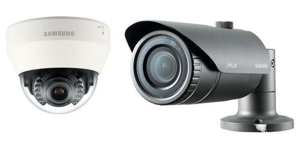 Övervakning och säkerhetskameror